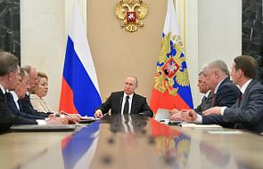 Putin podpisał dekret o uproszczonym obywatelstwie dla niektórych Ukraińców