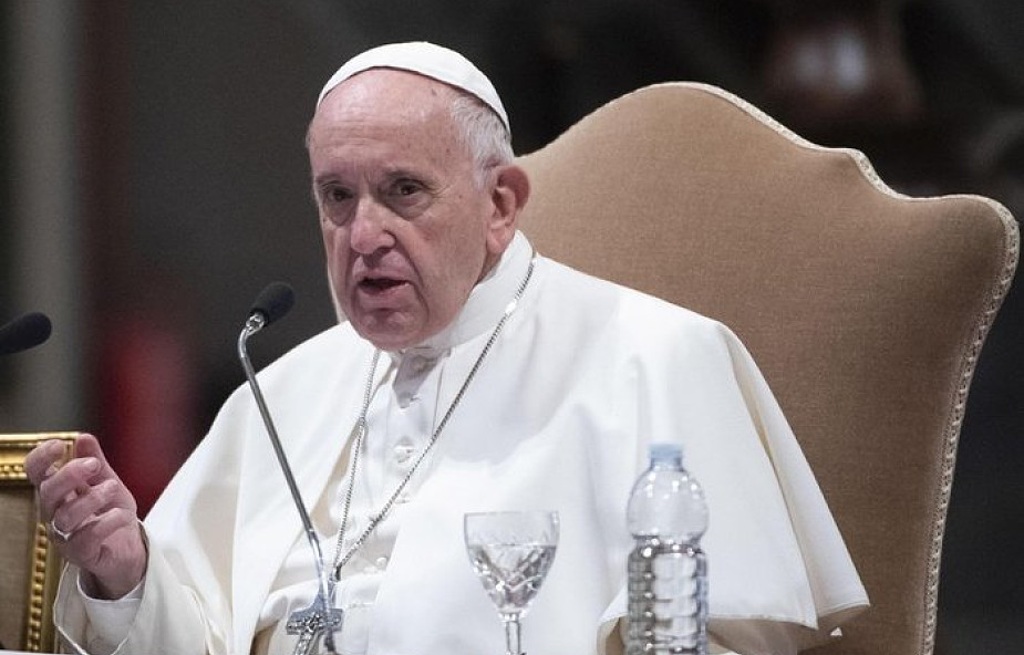 Papież: któregoś dnia Duch Święty kopniakiem przewróci stół i trzeba będzie zaczynać od nowa