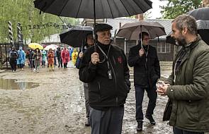 Generał jezuitów z wizytą w Auschwitz-Birkenau