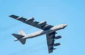 Strategiczne bombowce amerykańskie wylądowały w Katarze
