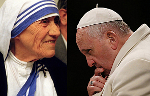 """Papież: """"to doświadczenie głęboko mnie poruszyło"""". Co wydarzyło się w domu Matki Teresy?"""