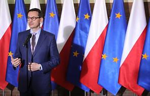 Morawiecki: decyzja KE ws. rekompensat za wyższe ceny prądu - za kilka dni
