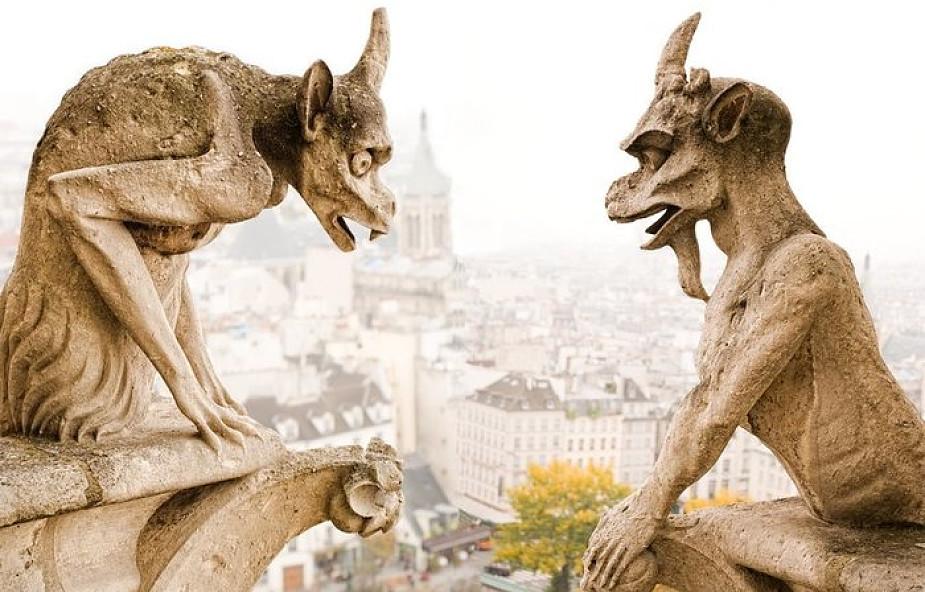 """Pożar katedry Notre Dame był """"znakiem czasów""""? Papież widział niebezpieczeństwo w nadużywaniu tego słowa"""