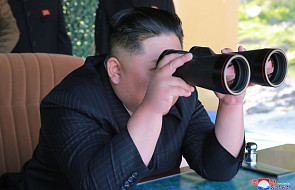 USA: Trump bagatelizuje ostatnie próby rakietowe Korei Północnej