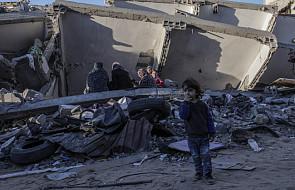 Strefa Gazy: izraelscy żołnierze zastrzelili jednego Palestyńczyka. Na protest odpowiedzieli ostrą amunicją