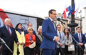 Mateusz Morawiecki: chcemy być jak najbliżej Polaków