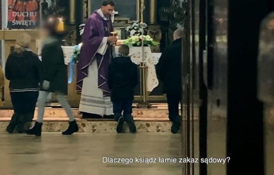 Ksiądz z filmu Sekielskiego poprosił papieża o przeniesienie do stanu świeckiego