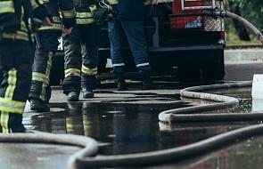 Czechy: pożar autobusu z polskimi uczniami