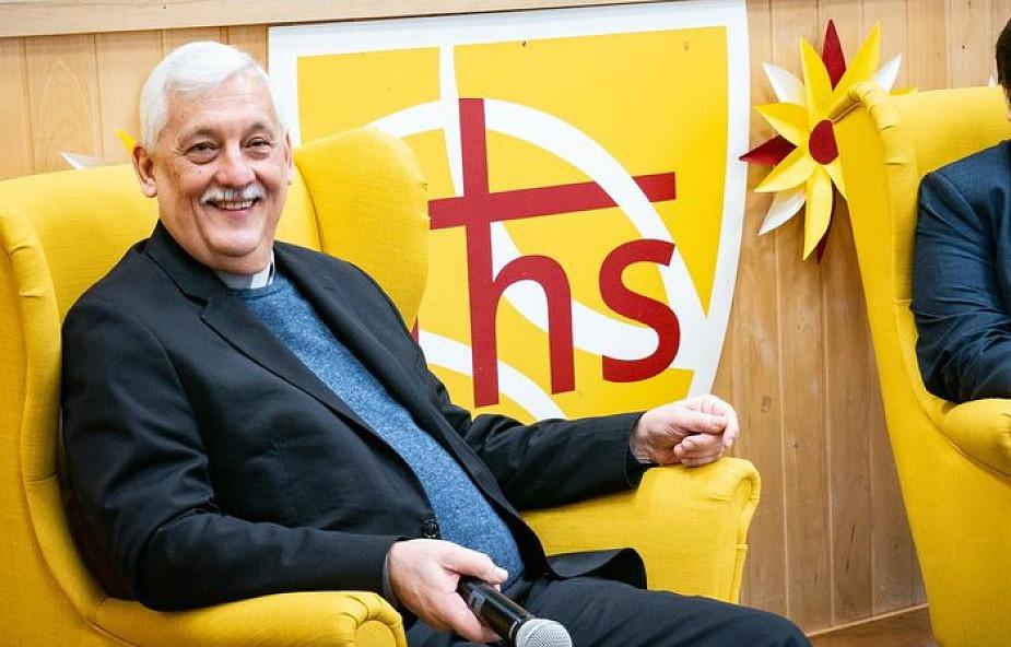 Arturo Sosa SJ spotkał się z uczniami Zespołu Szkół Jezuitów w Gdyni