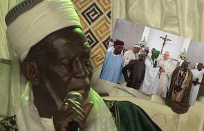 Muzułmański duchowny z okazji 100. urodzin... poszedł na katolicką mszę