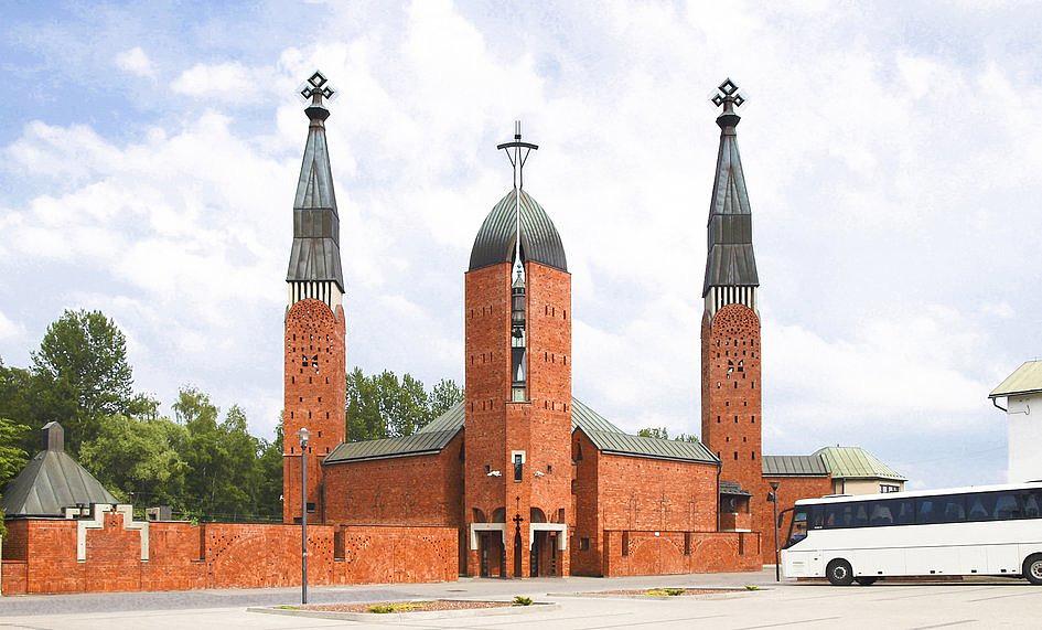 Niezapomniane dzieło polskiego architekta - zdjęcie w treści artykułu