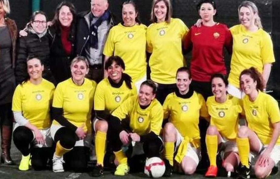 Rewolucja w Watykanie? Powstała kobieca reprezentacja w piłce nożnej