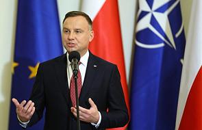 Prezydent Duda do prezydenta Izraela: atak na Magierowskiego - wyraz wrogości wobec Polski; liczę na wyjaśnienie