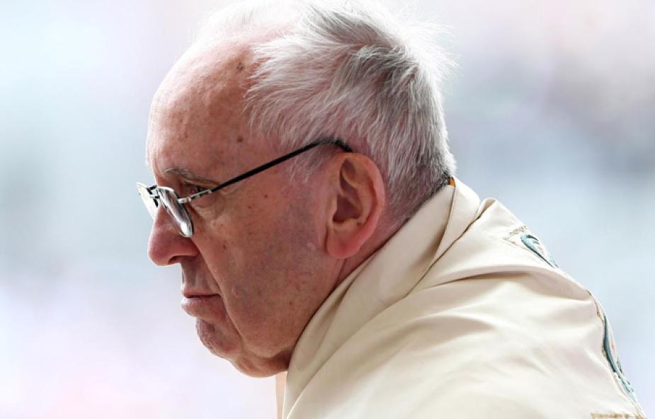 Poruszające słowa papieża do anglikanów: nasze serca stają się coraz bardziej ciasne