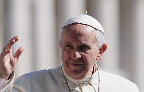 Papież do dziennikarzy: Kościół was szanuje, wasza rola jest niezbędna