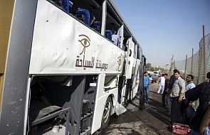 Podano szczegóły zamachu w Gizie, w którym 17 osób rzostało rannych