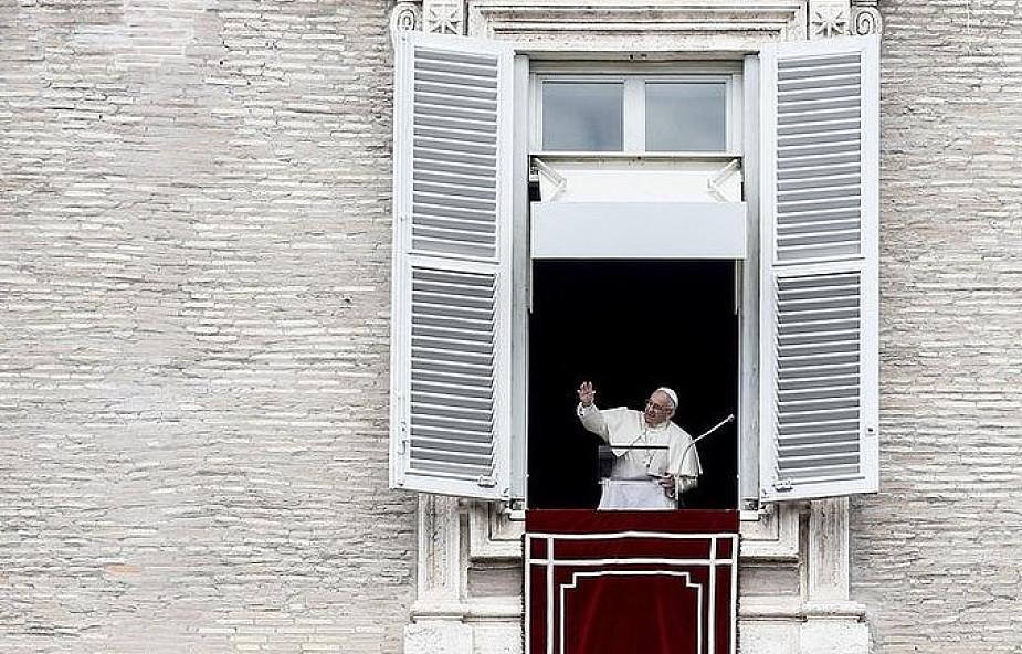 Papież o jedynej sile, która ma moc nas przemienić