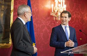 Prezydent Austrii: chcę, by przyspieszone wybory odbyły się we wrześniu