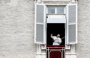 Papież: Bóg nas miłuje bardziej niż miłujemy samych siebie [DOKUMENTACJA]
