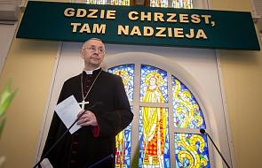 Abp Gądecki: przez obecność chrześcijaństwa Europa nic nie traci, a dużo zyskuje