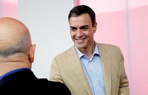 Hiszpania: nowy rząd Sancheza w czerwcu i bez koalicjantów