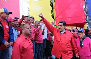"""Wenezuela: Maduro zapowiada kary dla """"zdrajców"""""""