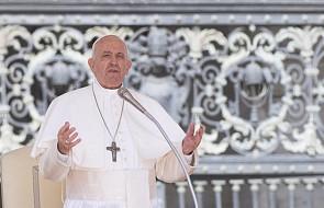 Papież wyraził zaniepokojenie wzrostem suwerenizmu i nacjonalizmu