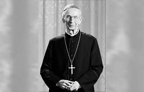 Zmarł bp Jan Bagiński - jeden z biskupów opolskich