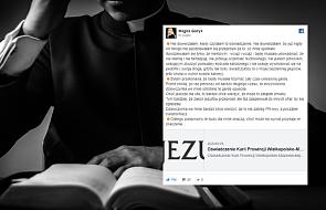 """""""Nie dowierzałam, kiedy czytałam to oświadczenie"""". Dziennikarka reaguje na słowa jezuitów"""