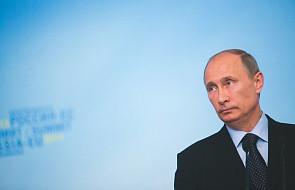 Władimir Putin nie planuje obecnie kontaktów z Wołodymyrem Zełenskim