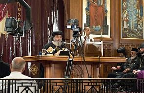Zwierzchnik Koptów wzywa chrześcijan do pozostania w kraju