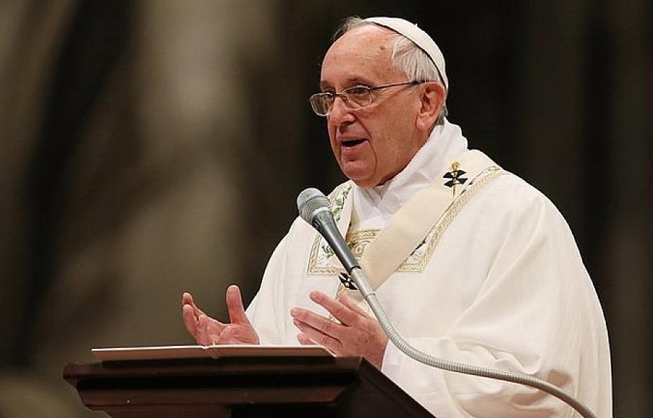 """Franciszek o męczennikach, którzy szli na męki jak na """"gody weselne"""". Nie tracili pokoju ducha"""