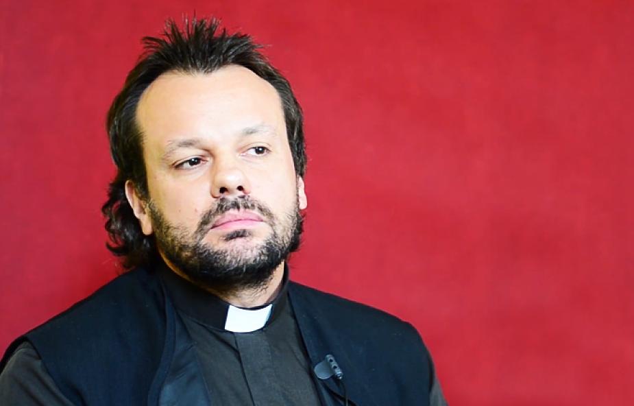 Wojciech Kowalski SJ: pisałem teksty przeciwko religii, robiłem graffiti na kościołach