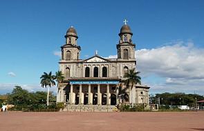 Nikaragua: policja zablokowała dostęp do katedry w stolicy