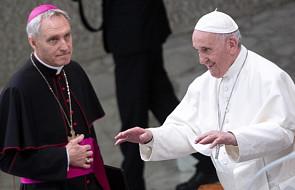 Watykan: papież rozmawiał z nuncjuszem na Ukrainie o sytuacji w tym kraju