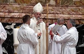 Papież Franciszek: rodzice chorych dzieci nie potrzebują aborcji, ale pomocy