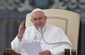 Franciszek: Kościół realizuje swoją misję przez konkretny styl życia [DOKUMENTACJA]