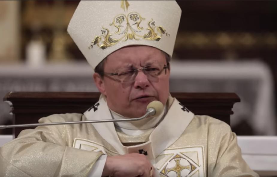 Abp Ryś podczas konsekracji kościoła: daliście Bogu ten dom, ale On szuka innego!