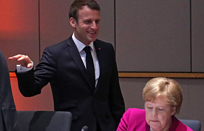 Macron: najpierw debata o programie, a później o nazwiskach