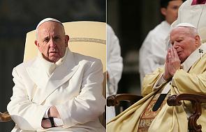 Czy Jan Paweł II zatuszował zgłoszony mu przypadek molestowania? Franciszek staje w obronie papieża z Polski