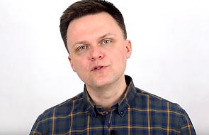 Szymon Hołownia o happeningu LGBTQ: wulgarna parodia