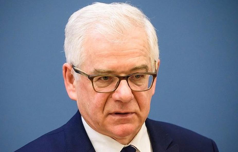 MSZ: w czwartek szefowie MSZ Polski i Szwecji z wizytą na Ukrainie