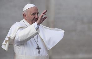 Franciszek pozdrowił młodzież, która spotka się w Lednicy