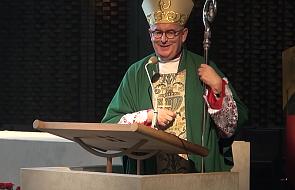 Bp Jarecki: nawet przy chorych i grzesznych strukturach można być człowiekiem wiary i miłości