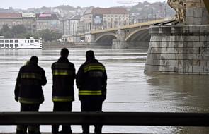 Do 7 wzrosła liczba ofiar śmiertelnych zatonięcia statku na Dunaju