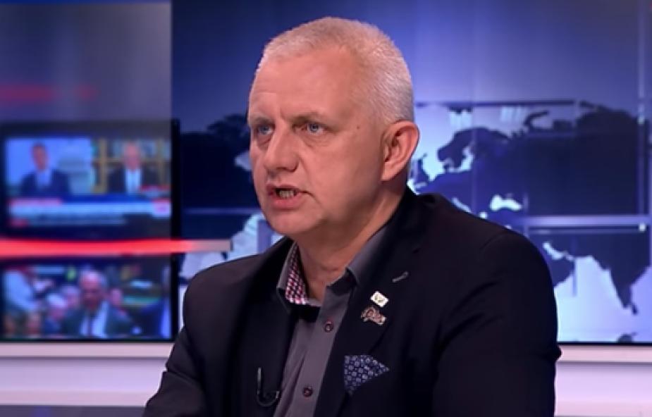 """Marek Lisiński, szef fundacji """"Nie lękajcie się"""", oskarżony o wyłudzenie pieniędzy od ofiary księdza"""