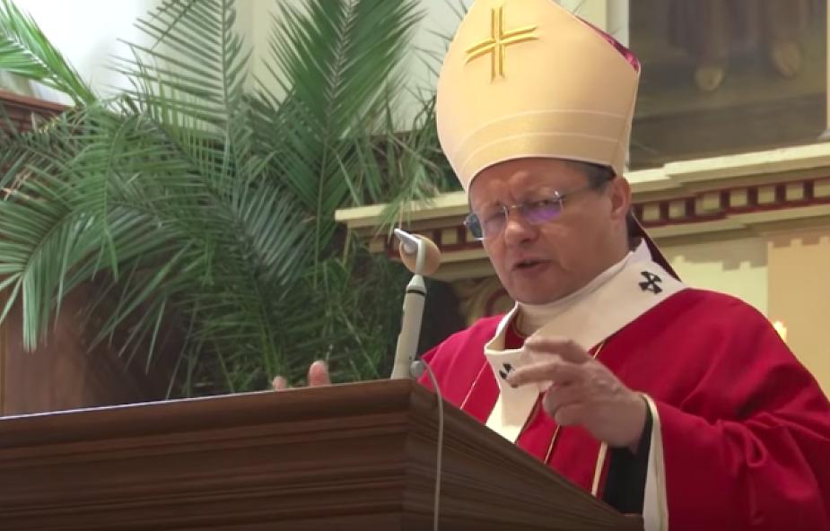 Abp Grzegorz Ryś: pewnych wiadomości nie da się unieść bez Ducha Świętego
