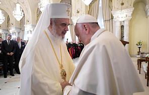 Papież do rumuńskich prawosławnych: podążajmy razem! [DOKUMENTACJA]