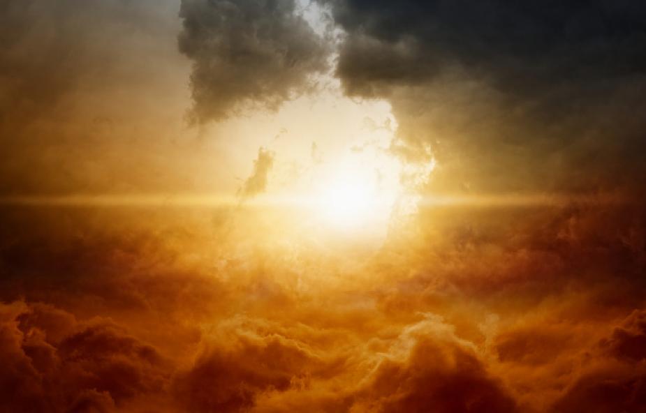 """Jak będzie wyglądał sąd ostateczny, """"dzień Jahwe""""? Te mało znane fragmenty Pisma św. mówią o tym jasno"""