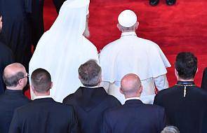 Franciszek w katedrze prawosławnej: nasze powołanie domaga się poczucia braterstwa [DOKUMENTACJA]